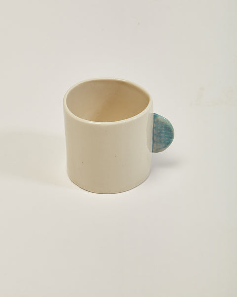 Ceramic Mug in blue