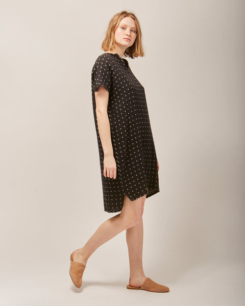 Ojai mini dress in voyage