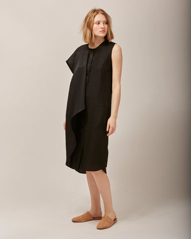 Shirley dress in black