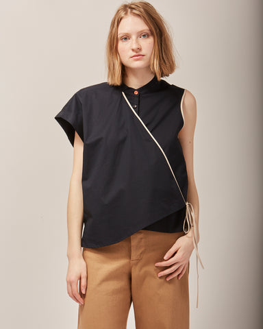 Shirley blouse in black