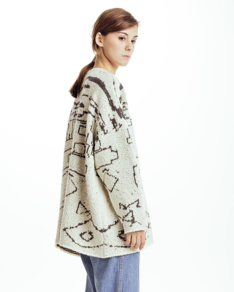 Sabi intarsia Sweater - Founders & Followers - Revisited Matters - 2