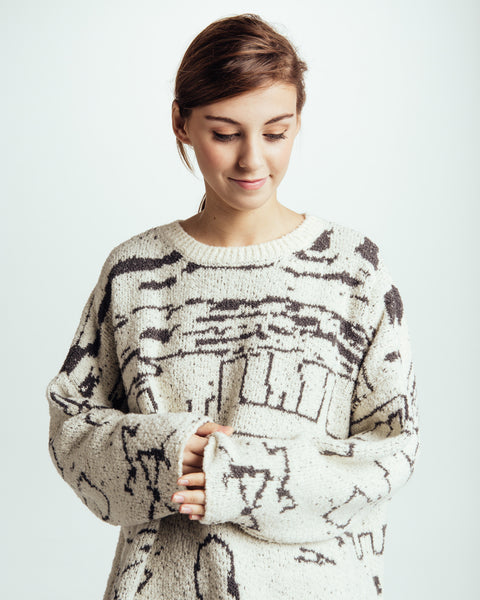 Sabi intarsia Sweater - Founders & Followers - Revisited Matters - 6