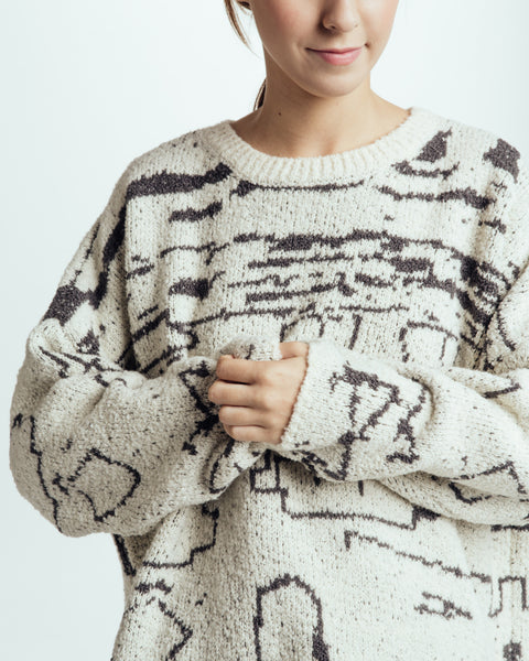 Sabi intarsia Sweater - Founders & Followers - Revisited Matters - 7