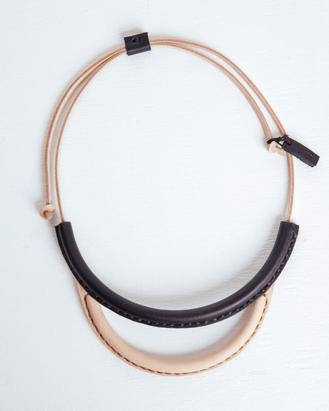 Arc Necklace - Founders & Followers - Crescioni - 2
