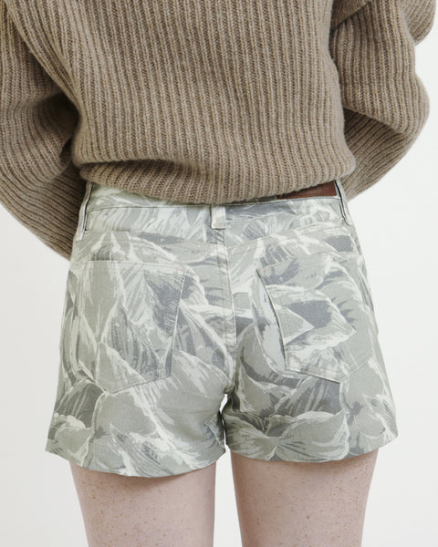High-Rise Denim Shorts - Founders & Followers - Objects without meaning - 7