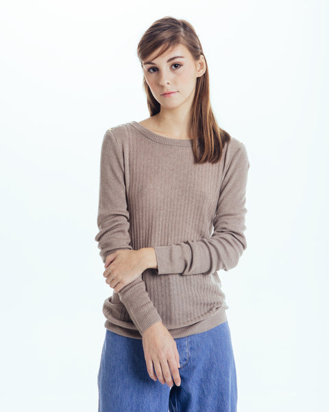 Jackie O sweater - Founders & Followers - Sessun - 1