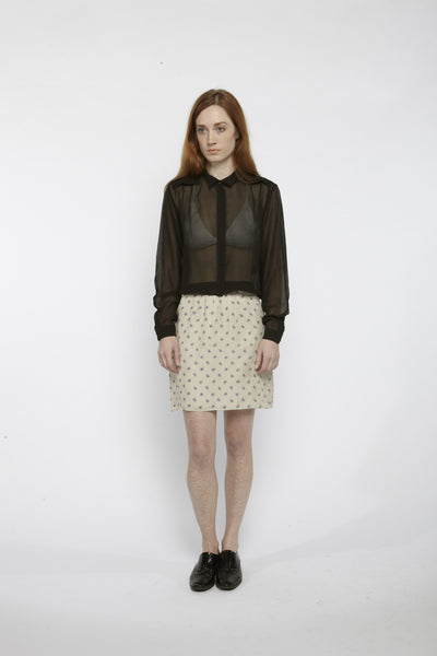 Maruki Skirt in beige - Founders & Followers - Caron Callahan - 7