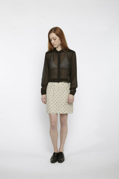 Maruki Skirt in beige - Founders & Followers - Caron Callahan - 5