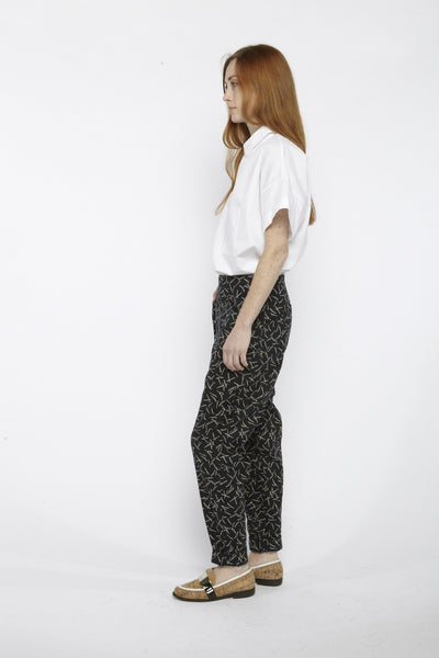 Printed Hip Pockets Pants - Founders & Followers - Suzanne Rae - 3