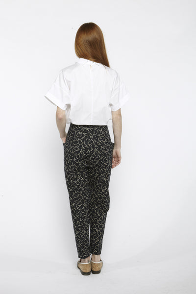 Printed Hip Pockets Pants - Founders & Followers - Suzanne Rae - 4