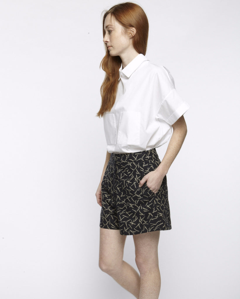 Printed Shorts - Founders & Followers - Suzanne Rae - 1