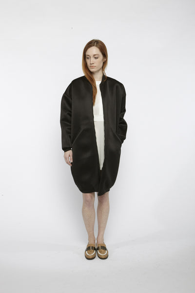 Neoprene Bomber Jacket - Founders & Followers - Suzanne Rae - 2