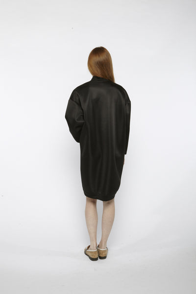Neoprene Bomber Jacket - Founders & Followers - Suzanne Rae - 4