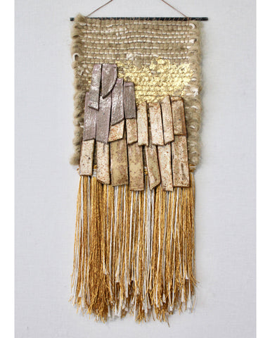 Golden light Wall hanging - Founders & Followers - All Roads Design - 1