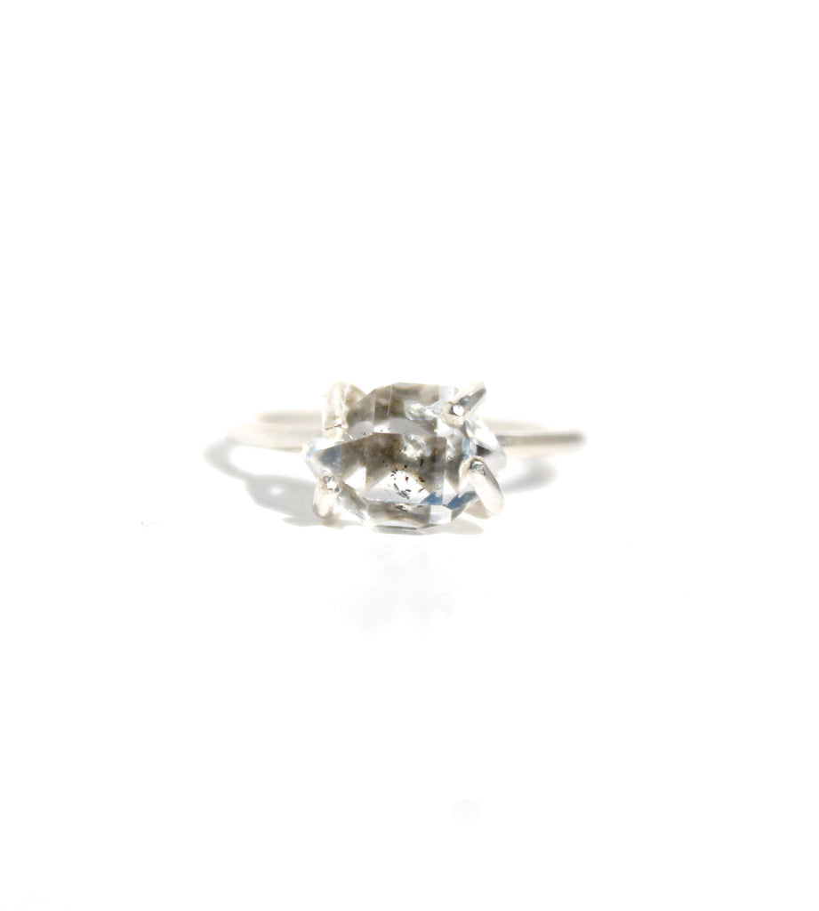 Herkimer Diamond Ring - Founders & Followers - Lumo