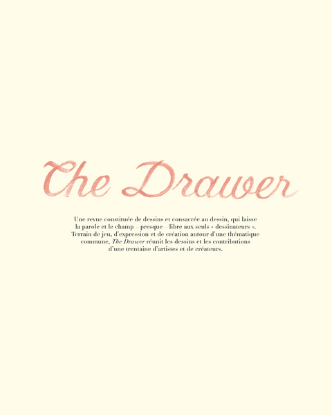 The Drawer -issue #2 - Founders & Followers - The Drawer - 2