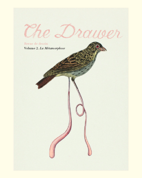 The Drawer -issue #2 - Founders & Followers - The Drawer - 1