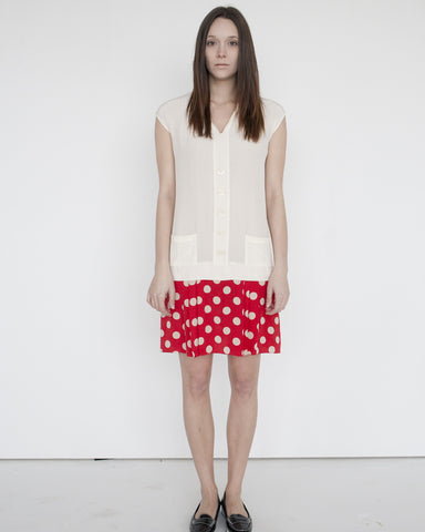 SKQ Dress - Founders & Followers - Rachel Antonoff - 1