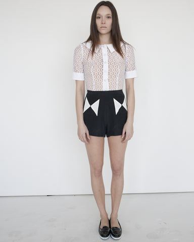 SMA Blouse - Founders & Followers - Rachel Antonoff - 1