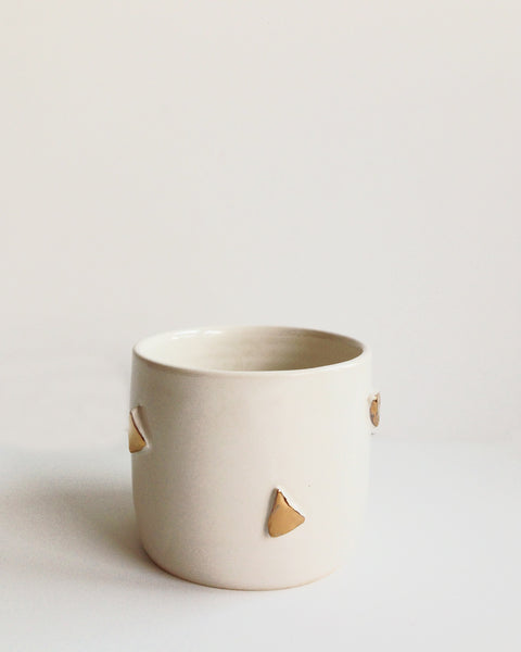 F&F Exclusive Triangle ceramic planter - Founders & Followers - Helen Levi - 2