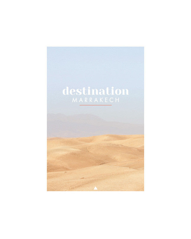 Destination Marrakech - Founders & Followers - Studio Caroline Gomez - 1