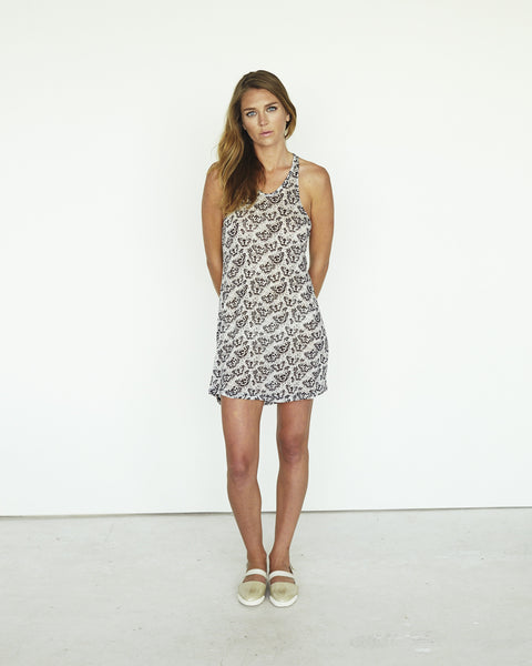 Papillon Tank Tunic Dress - Founders & Followers - Devastee - 1