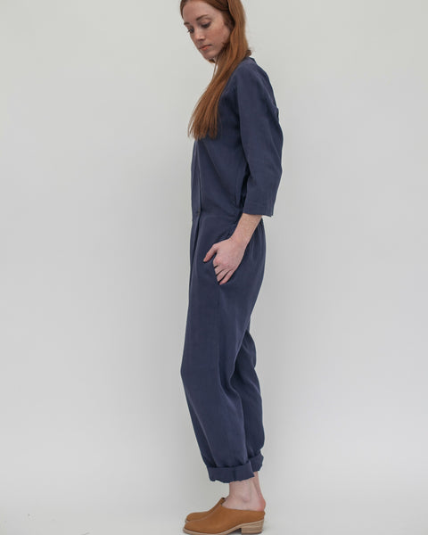 Suzu Jumpsuit in Navy - Founders & Followers - Reality Studio - 7