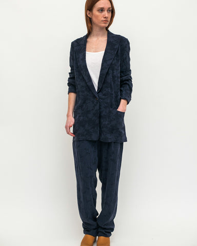 Femme Blazer in Navy - Founders & Followers - David Michael - 1