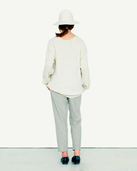 Crew Neck Sweater - Founders & Followers - Suzanne Rae - 3