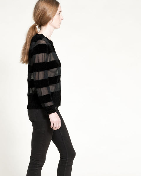 Genna Round Neck Sweater - Founders & Followers - Surface to Air - 5