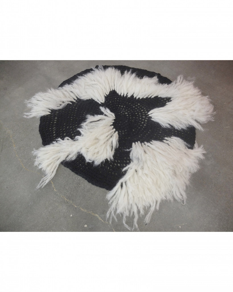 Verdandi Rag Rug - Founders & Followers - Monica Hofstadter - 1