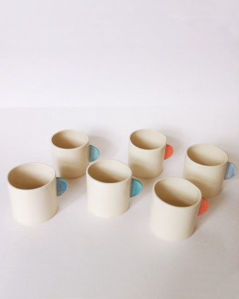 Ceramic Mugs - Founders & Followers - Jacqueline Klassen - 2