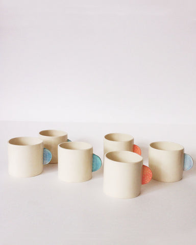 Ceramic Mugs - Founders & Followers - Jacqueline Klassen - 1