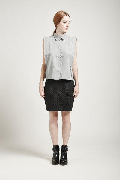 Jam Skirt in Black - Founders & Followers - Nanushka - 4