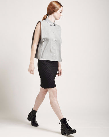 Jam Skirt in Black - Founders & Followers - Nanushka - 1