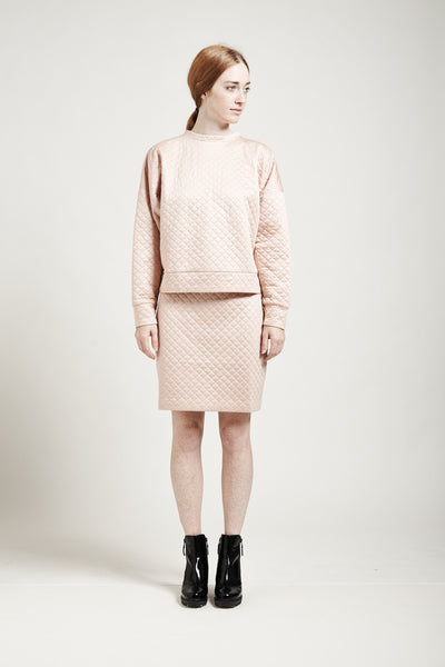 Jam Skirt in Pink - Founders & Followers - Nanushka - 6
