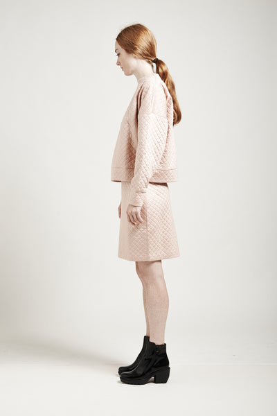 Jam Skirt in Pink - Founders & Followers - Nanushka - 5