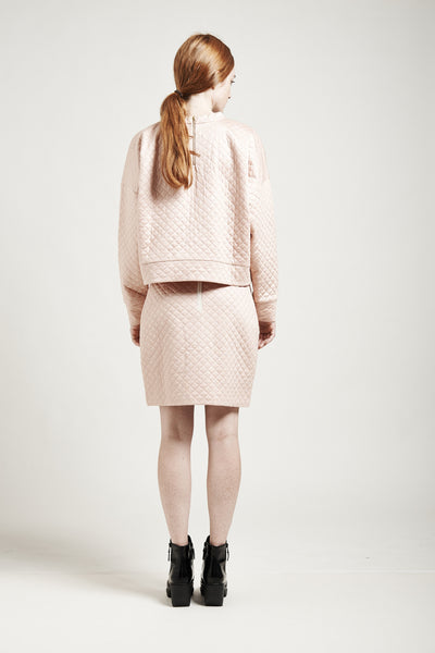 Jam Skirt in Pink - Founders & Followers - Nanushka - 8
