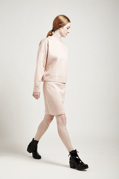 Jam Skirt in Pink - Founders & Followers - Nanushka - 7