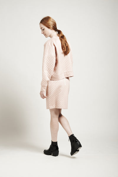 Jam Skirt in Pink - Founders & Followers - Nanushka - 4