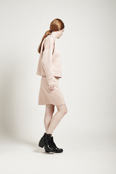 Jam Skirt in Pink - Founders & Followers - Nanushka - 3