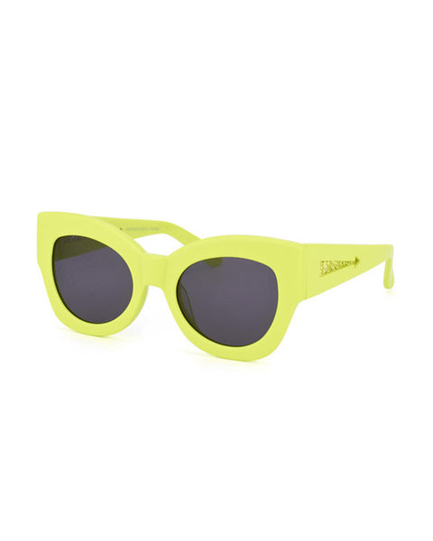 Northern Lights in Fluo yellow - Founders & Followers - Karen Walker - 1