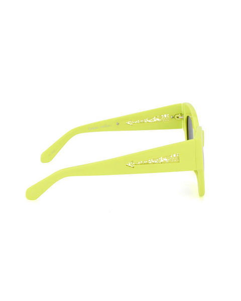 Northern Lights in Fluo yellow - Founders & Followers - Karen Walker - 3