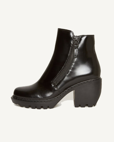 Grunge Zip Booties - Founders & Followers - Opening Ceremony - 1