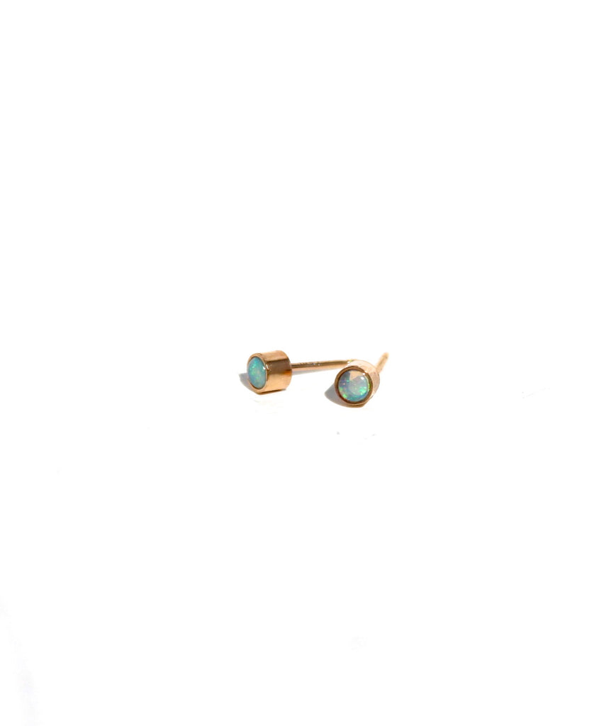 Opal Studs Earrings - Founders & Followers - Lumo - 1