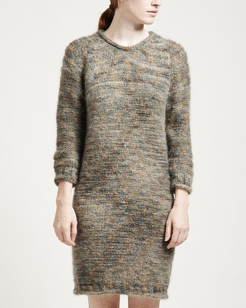 Amber Mohair Sweater Dress - Founders & Followers - Objects without meaning - 1