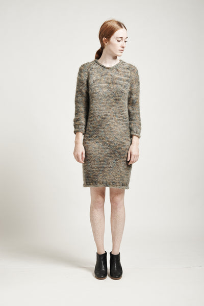 Amber Mohair Sweater Dress - Founders & Followers - Objects without meaning - 2