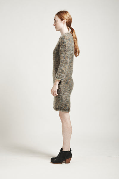 Amber Mohair Sweater Dress - Founders & Followers - Objects without meaning - 7