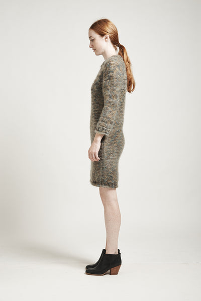 Amber Mohair Sweater Dress - Founders & Followers - Objects without meaning - 5