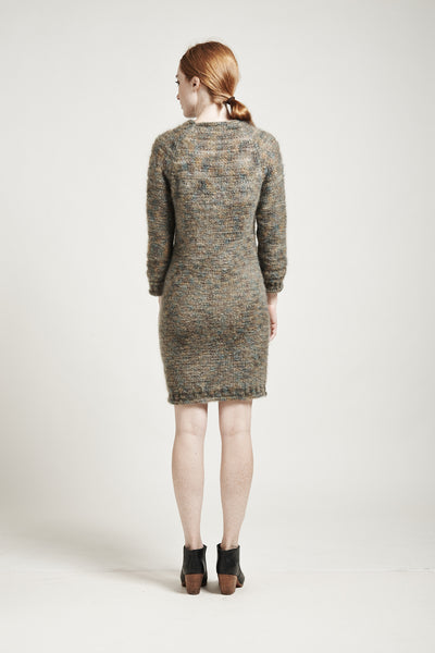 Amber Mohair Sweater Dress - Founders & Followers - Objects without meaning - 6